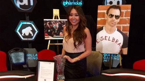 Maria Ho: The Chad Brown Memorial Night; Preparing for the Main Event, and Giving Advice to a Not So Sweet 16-yr old Maria Ho