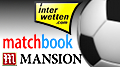 Mansion, Matchbook and Interwetten firm up football sponsorships
