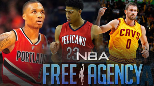 NBA teams spend more than $1 Billion at free agency on first day