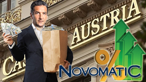 Novomatic ups stake in Casinos Austria AG