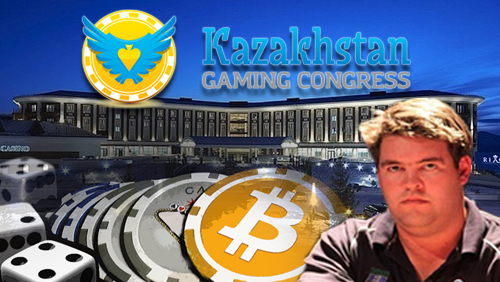 "One of the Topics at Gaming Congress Kazakhstan is ""The Benefits of Bitcoin Casino"""