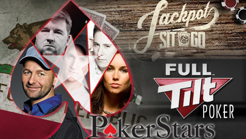 PokerStars Paint the Californian Tour Bus Red; Rozvadov Event Goes Turbo; and Full Tilt Celebrate Jackpot S&G Anniversary