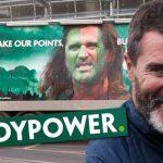 Roy Keane Sues Paddy Power Over Braveheart Stunt as Ireland's Top Job Beckons