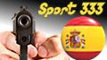 Spanish gambling hall shooting caught on video