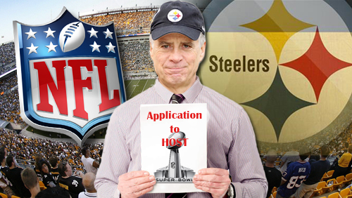 Steelers submit application to host 2023 Super Bowl