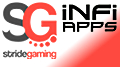 Stride Gaming acquire social gamers InfiApps; Tropicana launch TropWorld app
