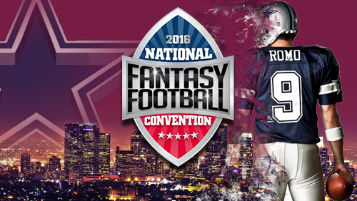 Tony Romo to join the National Fantasy Football Convention in L.A.