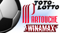 Groupe Partouche, Winamax, Toto-Lotto ink football sponsorships
