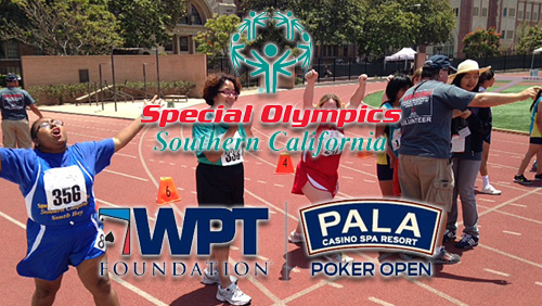 WPT Foundation Team Up With Pala Casino to Raise Money for Children Suffering With Intellectual Disability