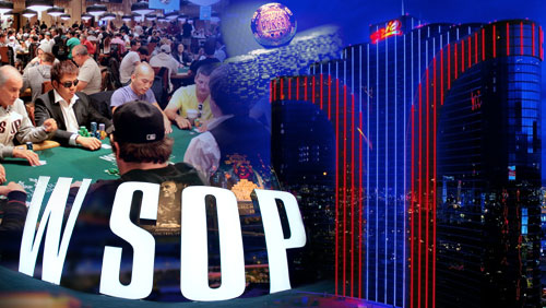 WSOP Day 1B Review: A Waterlogged Pitch, 1,716 Players and Billy Pappas's Boner