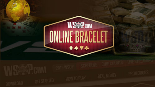 WSOP Day #37 Review: Low Turnout for First Online Bracelet Event
