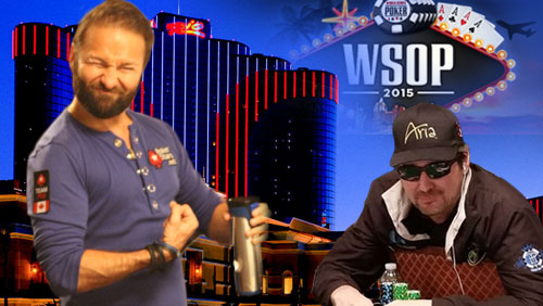 WSOP Day 4 Round Up: 237 Survive, Hellmuth Doesn't, Negreanu and Esfandiari Do
