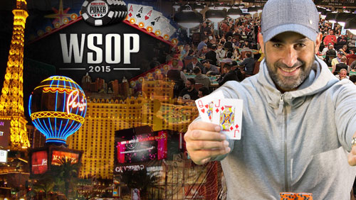 WSOP Main Event Day 1A Review: William Kakon Leads Lowly Turn Out