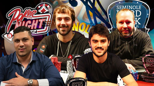 2015 Seminole Hard Rock Poker Open: Zazay, Mercier, Gonzalez and Eldridge Win the Big Four