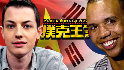 6-Plus Hold'em Promoted in Asia by Phil Ivey & Tom Dwan; Poker King Club to Expand into Korea & Vietnam by Year End