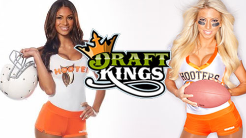 Hooters offers fantasy football challenge with Draftkings