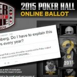 Terrence Chan Wants to See if the WSOP Has Balls With Vote for Isai Scheinberg Poker Hall of Fame Campaign