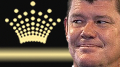 """James Packer stepping down as Crown Resorts chairman after """"mixed"""" fiscal year"""