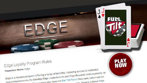 Full Tilt Revise Loyalty Program; First Look is Promising