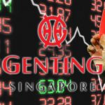 Genting Singapore shares dip amid profit warning