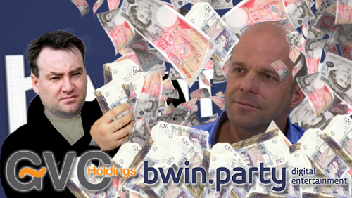 GVC raises offer for bwin.party at £1.3 billion