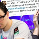 Isaac Haxton Speaks Out About NoelHayes Account and Christian Lusardi Sentenced for Borgata Counterfeit Chip Scandal