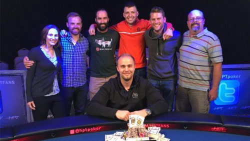 Heartland Poker Tour: Josh Marvin Wins Soaring Eagle Main Event