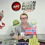 Henrik Tollefsen wins APT Asian Poker Series Cebu Main Event
