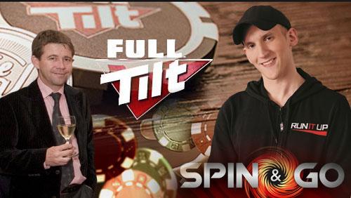 Jason Somerville Wins $2.5k Spin & Go Prize; Full Tilt Hire Mark Ody