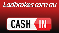 Ladbrokes Australia intro cash-in feature