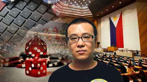 Lawmaker wants probe into online gambling at Philippine economic zones