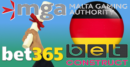 malta-gaming-authority-bet365-betconstruct-germany