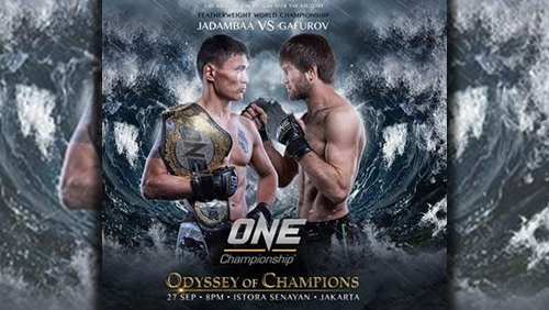 ONE: Odyssey Of Champions In Jakarta