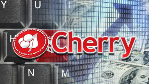 Online gaming boosts Cherry AB H1