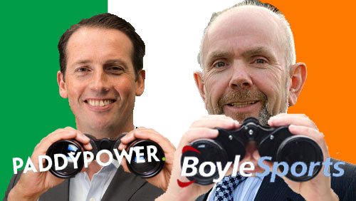 Paddy Power, BoyleSports on the lookout for more outlets in Ireland
