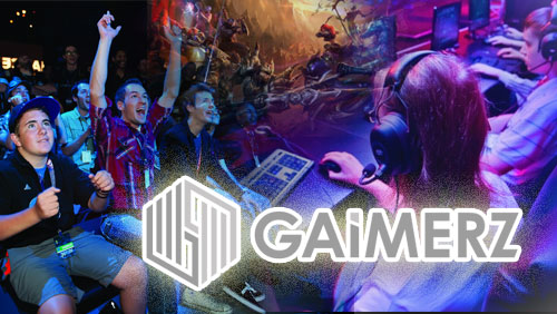 Peer to peer eSports wagering site gaimerz.com, set to launch