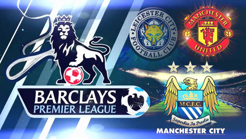 Premier League Review: 100% Records For Man City, Man Utd and Leicester