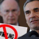 Sen. Del Marsh gives up on gambling bill, for now