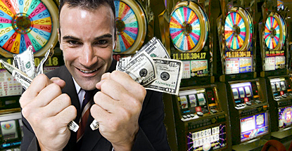 holdem slot machine
