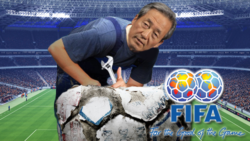 South Korean billionaire Chung Mong-joon wants to fix FIFA