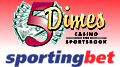 Sportingbet resolves Irish betting breach; 5Dimes exits UK market