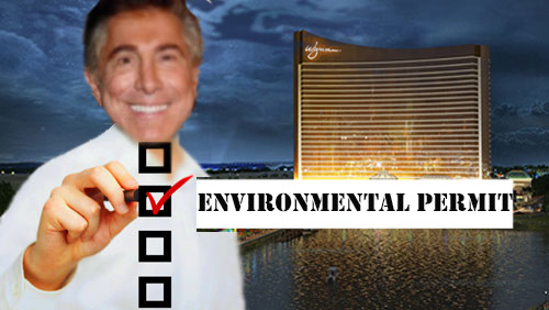 State environmental agency approves Wynn Everett casino project