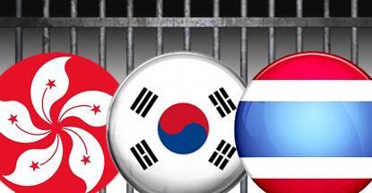 Online gambling in south korea farbe im roulette