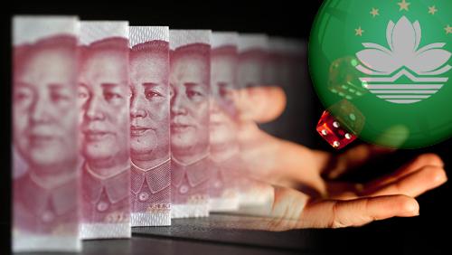 Weak yuan 'manageable' risk for Macau casino operators
