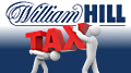 "William Hill blames UK tax ""disruption"" for 30% H1 profit fall"