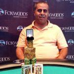 WSOPC Season 12 Starts With a Bang: Firas Haddad Wins Big at Foxwoods