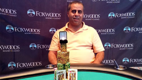 WSOPC Season 12 Starts With a Bang: Firas Haddad Wins Big at Foxwoods