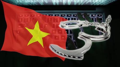 $13M online gambling bust lands 28 Vietnamese in trouble