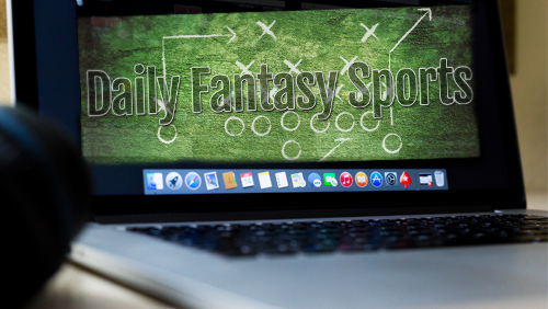 A Recreational Model for Daily Fantasy Sports