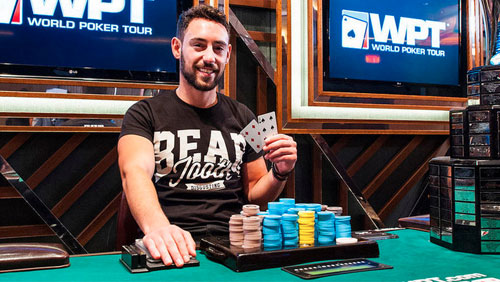 Aaron Mermelstein Wins WPT Title No.2 at Maryland Live